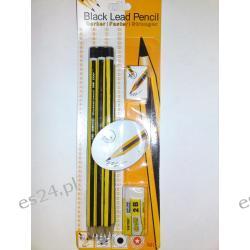 Ołówki kpl.6 szt