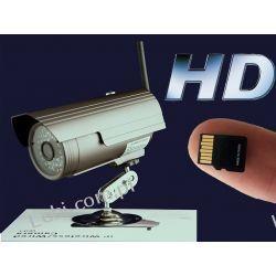 ZEWNĘTRZNA KAMERA DERICAM H216W IP HD WIFI N H.264 IR 1280 X 720 SLOT KART SD