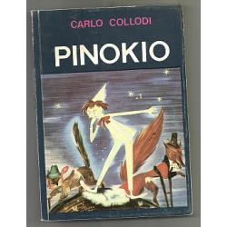 Pinokio Carlo Collodi Bajki i wierszyki