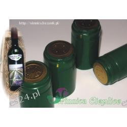 Termokapsle 25x55 zielone /1000