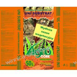 Nawóz Substrat Agrocork ®  Zestawy warzelnicze