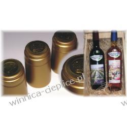 Kapturki butelek złote a1000
