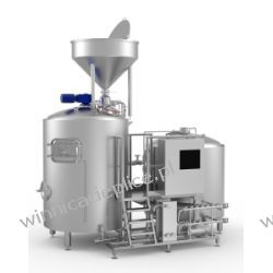 Mini browar 4hl 2N-SKG Przemysł spożywczy
