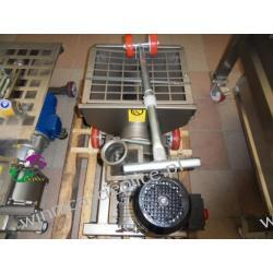 Pompa ssąco-tłocząca Gamma 180/4,0kW Przemysł spożywczy