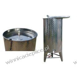 Zbiornik Vini Clasico15hl Ø1150H2200 Przemysł spożywczy