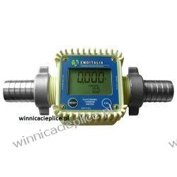 Licznik przepływowy LCD 24 Przemysł spożywczy