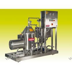 Filtr Wirówka odśrodkowa SLFC 7,5kW/40hl Przemysł spożywczy