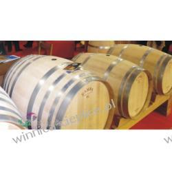 Beczka dębowa 225l do wina, koniaku, gorzałki Winiarstwo