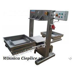 Prasa hydrauliczna PP 1000-IX stół OBR2 Przemysł spożywczy