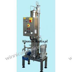 Saturator 3HL Nasycanie CO2 Przemysł spożywczy