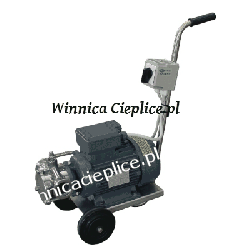 Pompa wolnoobrotowa Zta 70 IX Bps 1F230V