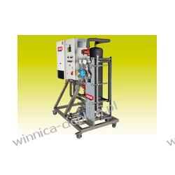 Pasteryzator olejowy 400l 45kW Przemysł