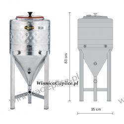 Fermentator Bier HBY 0,3hl Przemysł