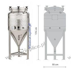 Fermentator Bier PRO 1,2hl Przemysł