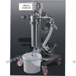 Filtr rurowy Autopulente 30-2KN Automatyka przemysłowa