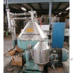 Filtr Wirówka odśrodkowa ALV 10kW/40hl Automatyka przemysłowa