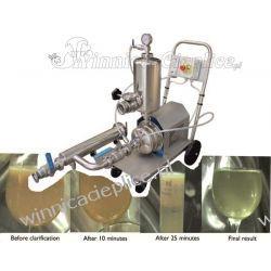 Filtr ciśnieniowy Cristallo P-EBR Automatyka przemysłowa