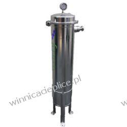 Wkład filtra kolumowego Ø180 Przemysł