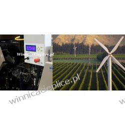 Turbina Wind Frost Maszyny rolnicze