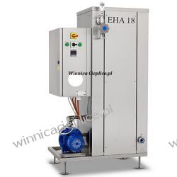 Pasteryzator E200-18kW/400V Automatyka przemysłowa