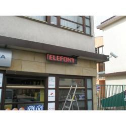 wyswietlacz LED Panel 120x20 Kraków F.vat RATY