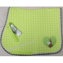 Eskadron Potnik NICI Cotton green PONY VS