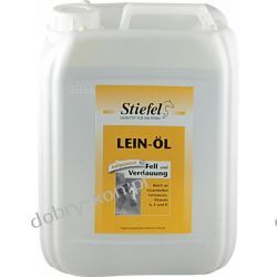 Lein-Ol Stiefel olej lniany 5l