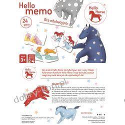 Hello Horse Gra edukacyjna Hello memo
