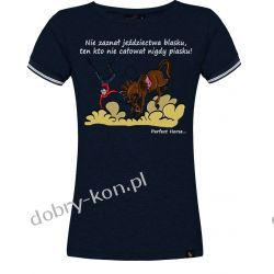 "PH T-shirt damski Cartoon II ""Blaski"" S"