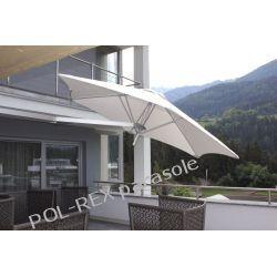 Parasol na balkon Paraflex Wallflex 270 cm na wysięgniku NEO 200 cm made in Belgium Parasole