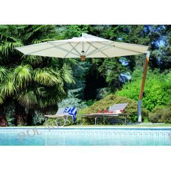 Parasol ogrodowy Capri Braccio średnica 400cm made in Italy