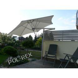 Parasol ogrodowy Paraflex Monoflex przyścienny 220cm made in Belgium Parasole