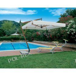 Parasol ogrodowy Torino Braccio 300cm x 400cm made in Italy Parasole ogrodowe