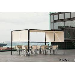 Pergola/ altana Ibiza made in Spain Parasole