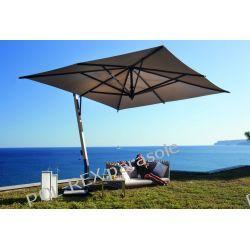 Parasol ogrodowy Capri Braccio 350cm x 350cm made in Italy Parasole ogrodowe