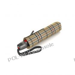 """Parasol markowy KNIRPS T.200 EASY HANDLING """"COMPACT & COMFORTABLE"""" Check Burberry Parasole"""