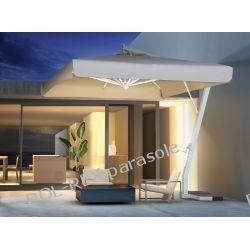 Parasol ogrodowy Pompei Braccio 300cm x 400cm made in Italy Parasole ogrodowe