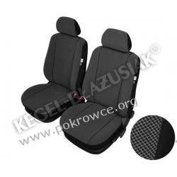 Pokrowce samochodowe na przednie fotele SCOTLAND VW Caddy