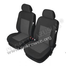 Pokrowce samochodowe na przednie fotele PERUN RENAULT CLIO