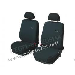 Pokrowce samochodowe na przednie fotele SHIRT AIR BAG grafitowe BMW 3