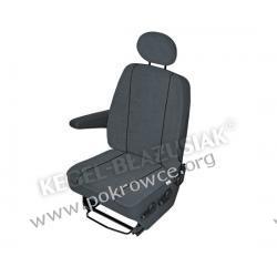 Pokrowce samochodowe na fotel kierowcy NISSAN TRADE