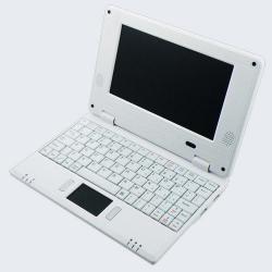 "Mini netbook / laptop 7"" WIFI 2GB HD"