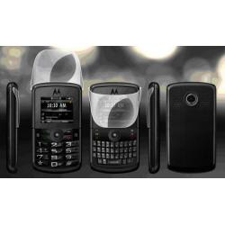Telefon dla seniora z lupą