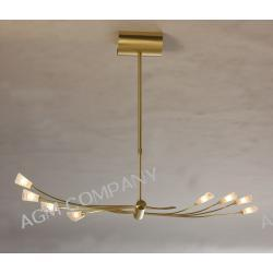 KLAVIER MX 41015-8B SAT. GOLD ITALUX
