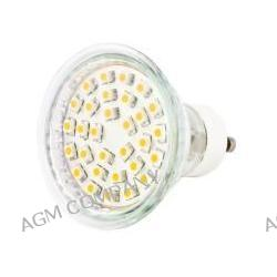 Żarówka GU10 30 LED, smd3528, 230V biała 6000-7000K