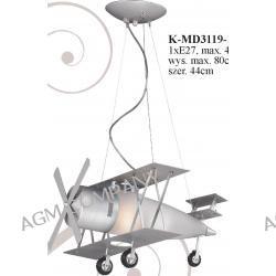 Żyrandol K-MD3119-1A  KAJA