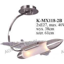 Żyrandol K-MX118-2B  KAJA