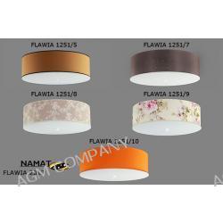 FLAWIA Plafon 1251/różne kolory  NAMAT