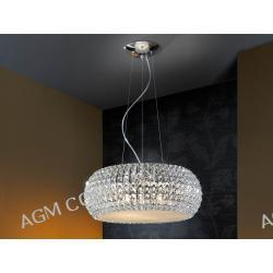 Diamond 9 lampa wisząca 50-7514 Schuller