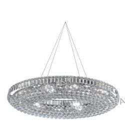 Safia lampa wisząca 24 chrom kryształ SEARCHLIGHT Wysyłka gratis !